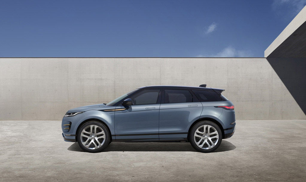 Range Rover Evoque gekozen tot beste SUV/Crossover of the Year 2019